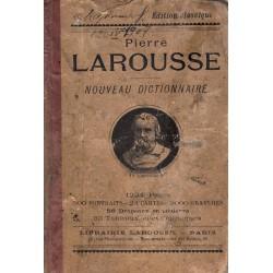 Larousse - Nouveau dictionnaire illustre A-Z 1905