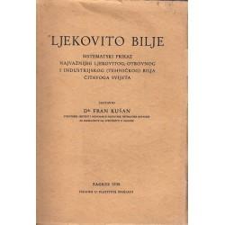 Ljekovito bilje 1938 г